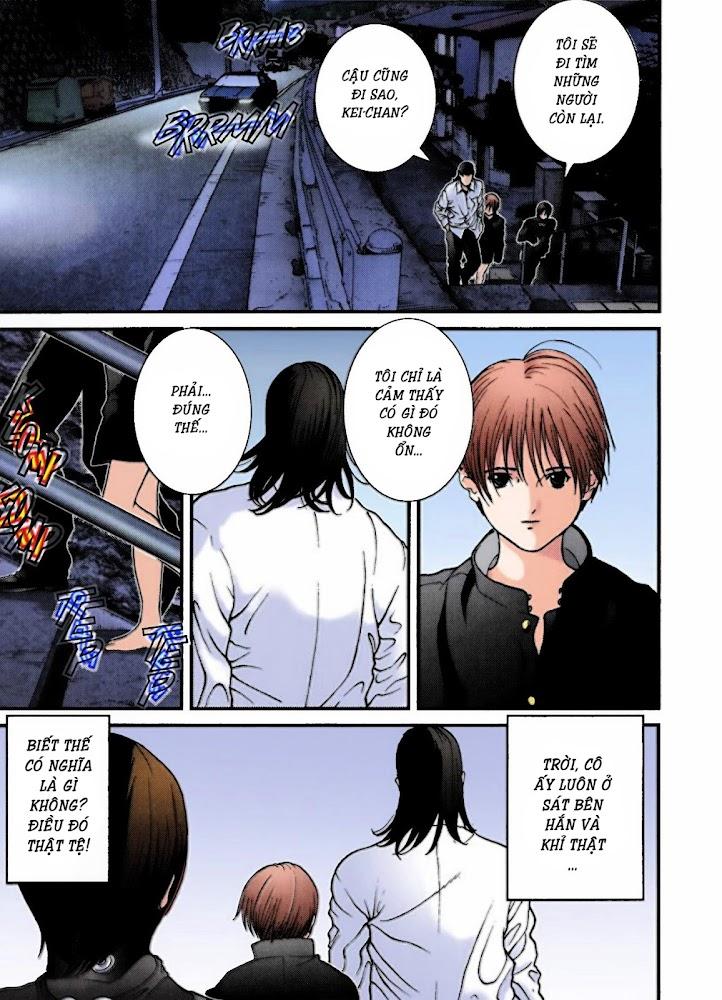 Gantz Chap 06: Chạm trán người ngoài hành tinh củ hành trang 7