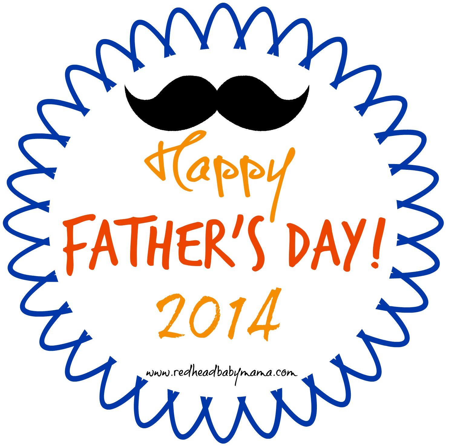 Happy Fathers Day! 2014 - Redhead Baby Mama | Atlanta Blogger