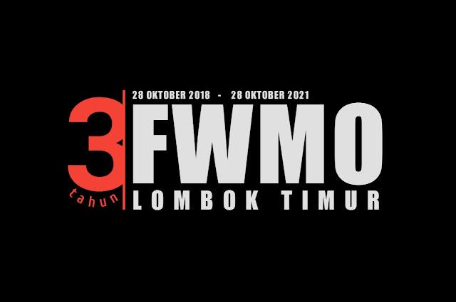 Rangkain kegiatan Milad Ke-3 FWMO Lotim segera dilaksanakan