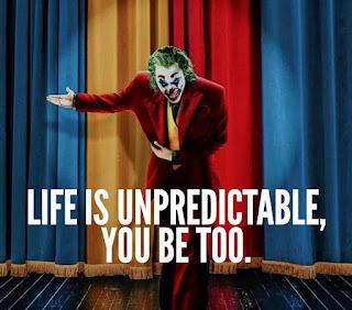 attitude joker