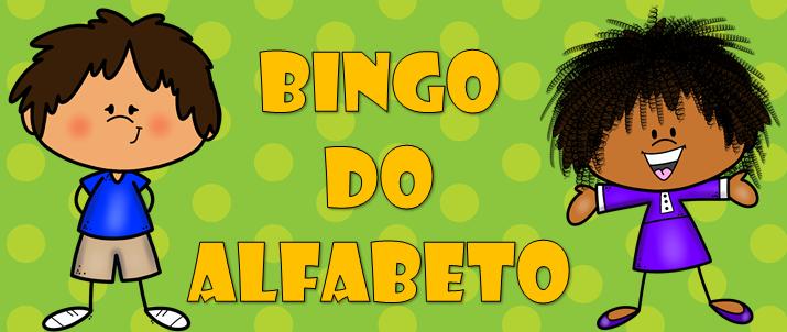 BINGO DO ALFABETO - SORTEADOR E GERADOR DE CARTELAS PARA DOWNLOAD