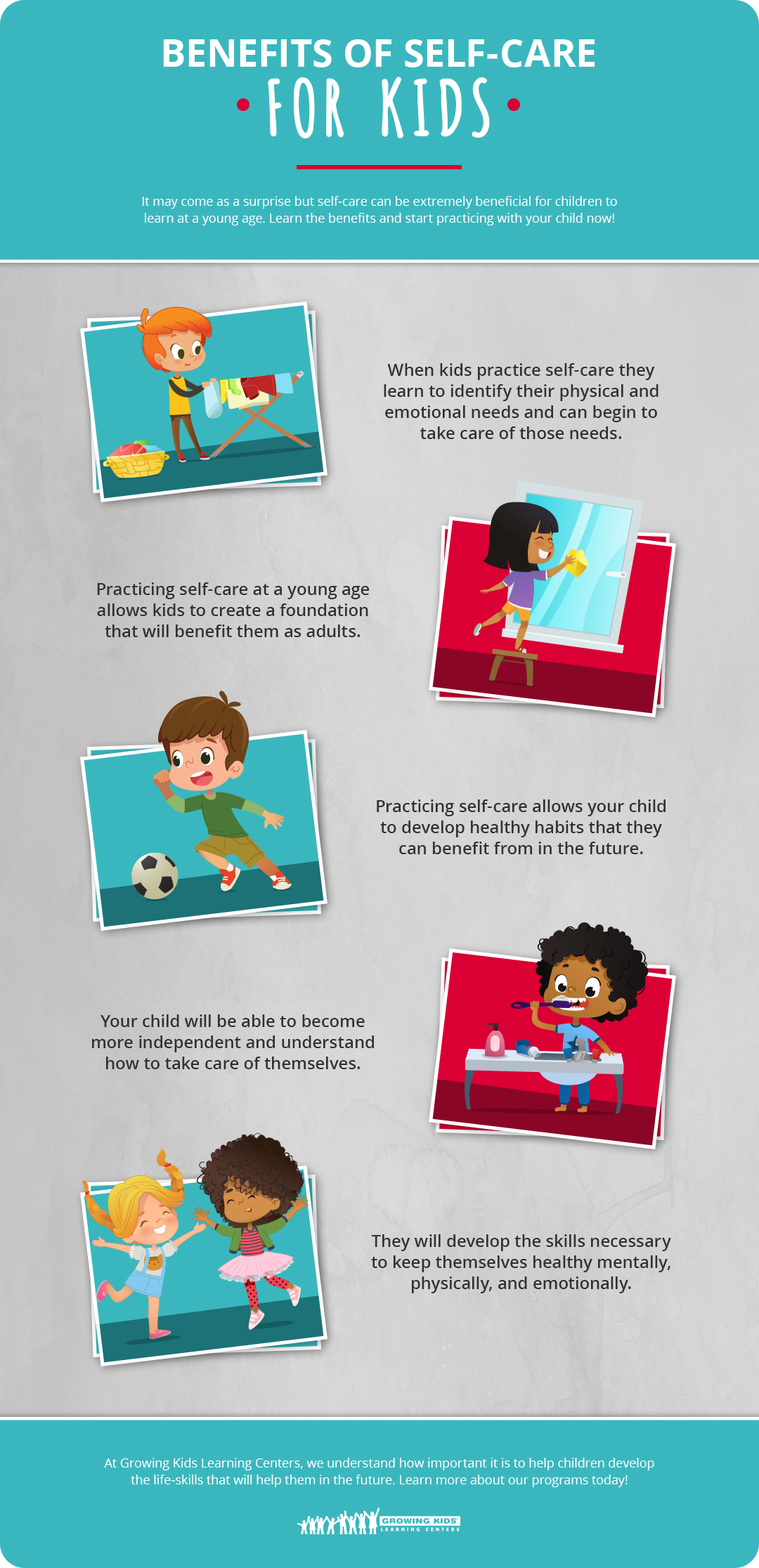 Self-care Tips For Kids