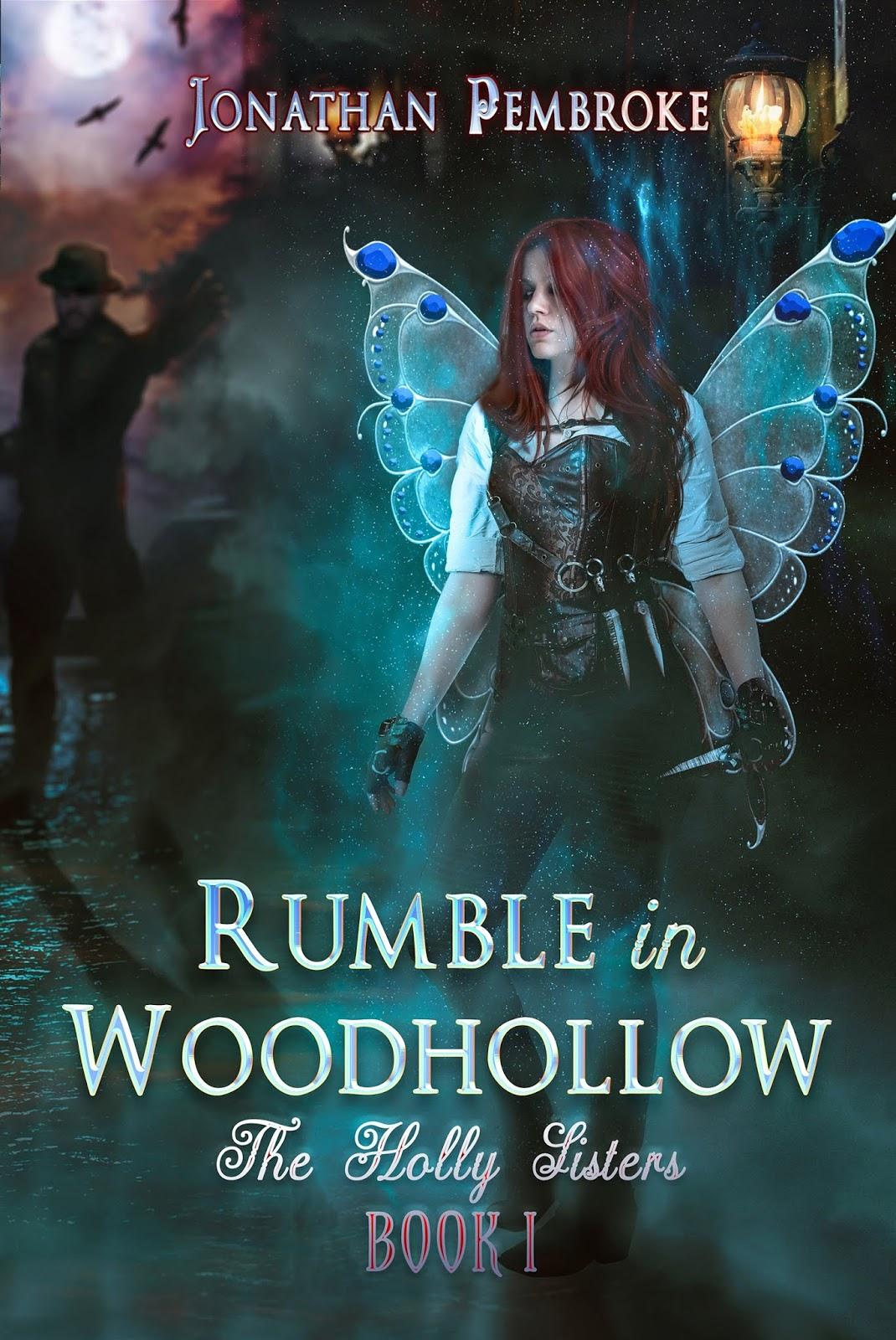 "Click Here To Order ""Rumble In Woodhollow"" by Jonathan Pembroke!!!"