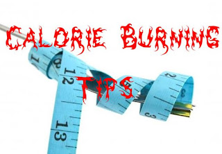 Calorie Burning Tips