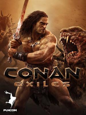 Conan Exiles Game Cover PC