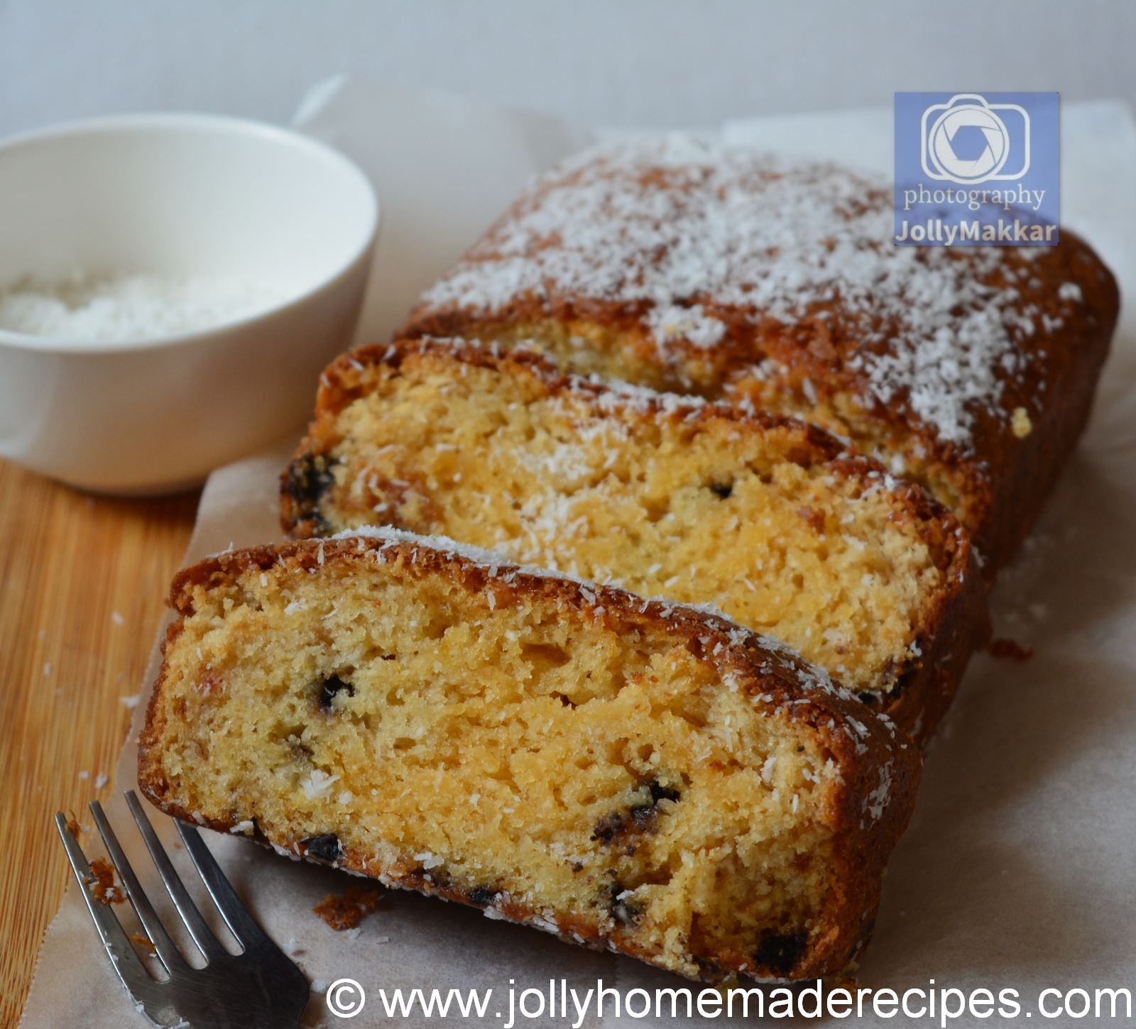 simple coconut cake recipe