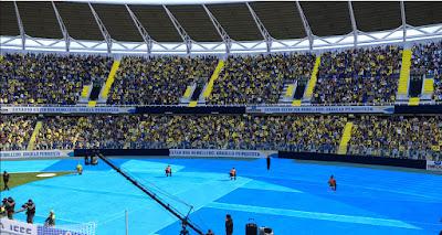 PES 2020 Stadium Ester Roa Rebolledo