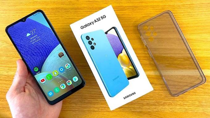 هاتف Samsung Galaxy A32 5G بسعر معقول