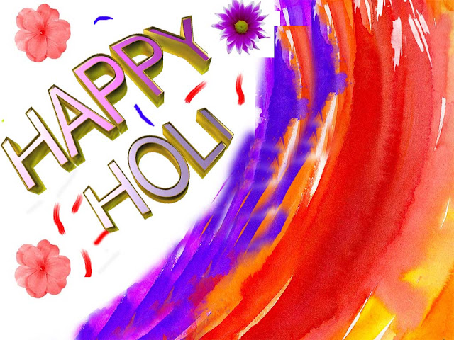 Happy Holi 2017 Photos