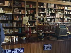 store at Beamish Museum
