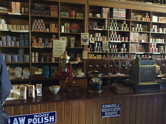 store at Beamish Museum