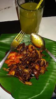 Sate Jamur Rembang
