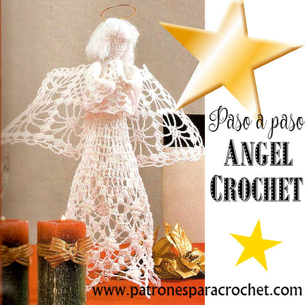 como-tejer-angel-crochet