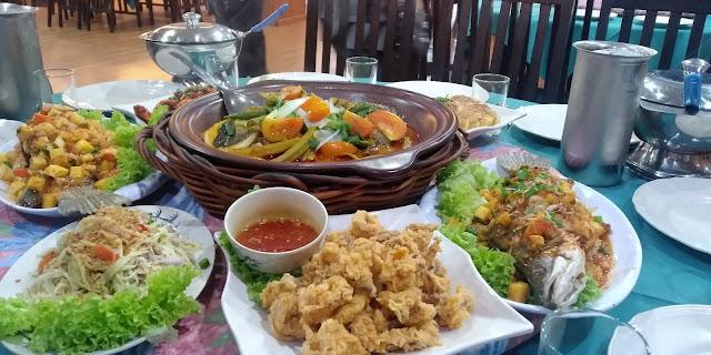 Makan Besar Di Restoren Pen Mutiara Butterworth