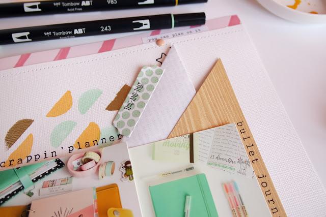 scrapbooking layout journaling 2017 by kushi | www.kkushi.com