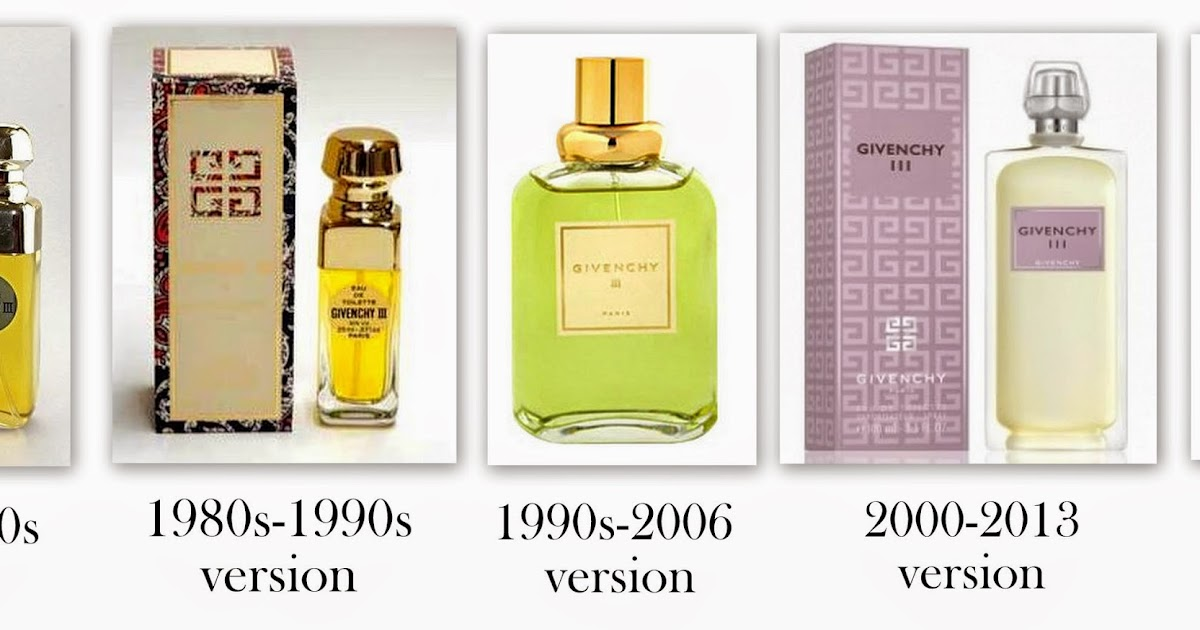 Givenchy Perfumes Givenchy Iii By Givenchy C1970
