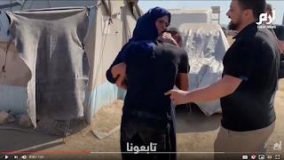 شاب سوري يلتقي بسرته بعد 7 سنوات من الفراق   #إرم_نيوز