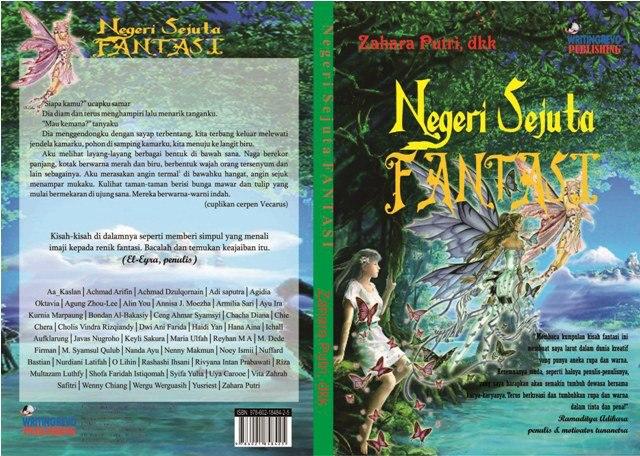 Fantasy Worlds Indonesia Negeri Sejuta Fantasi