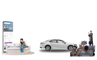 Lelang Mobil di Ibid