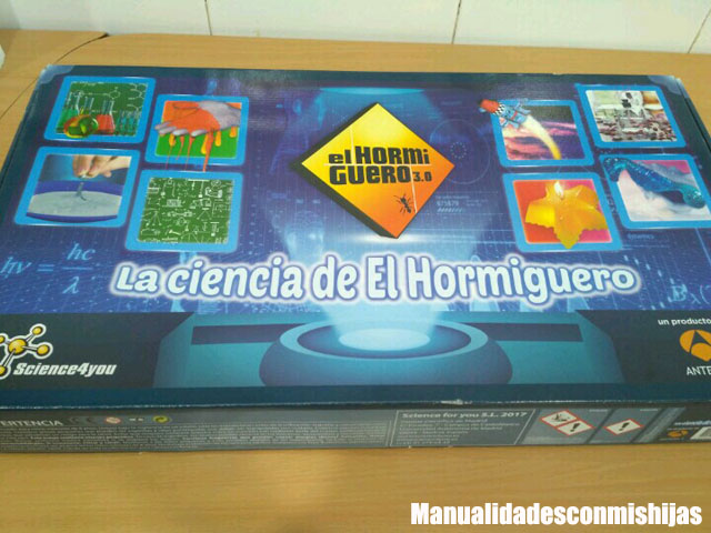 Manualidades con mis hijas: La ciencia del hormiguero: Experimento ...