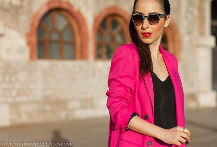 ideas para vestir outfit con clase blogger influencer de valencia