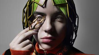 Billie Eilish, Vogue, Photoshoot, 4K, #6.2479