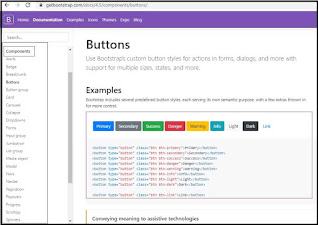 bootstrap official website