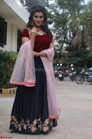 Actress Aathmika in lovely Maraoon Choli ¬  Exclusive Celebrities galleries 018.jpg