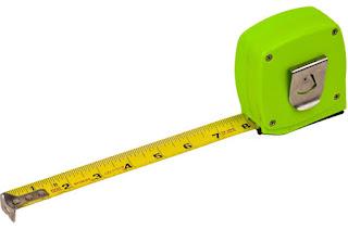 rol meter alat ukur besaran pokok panjang