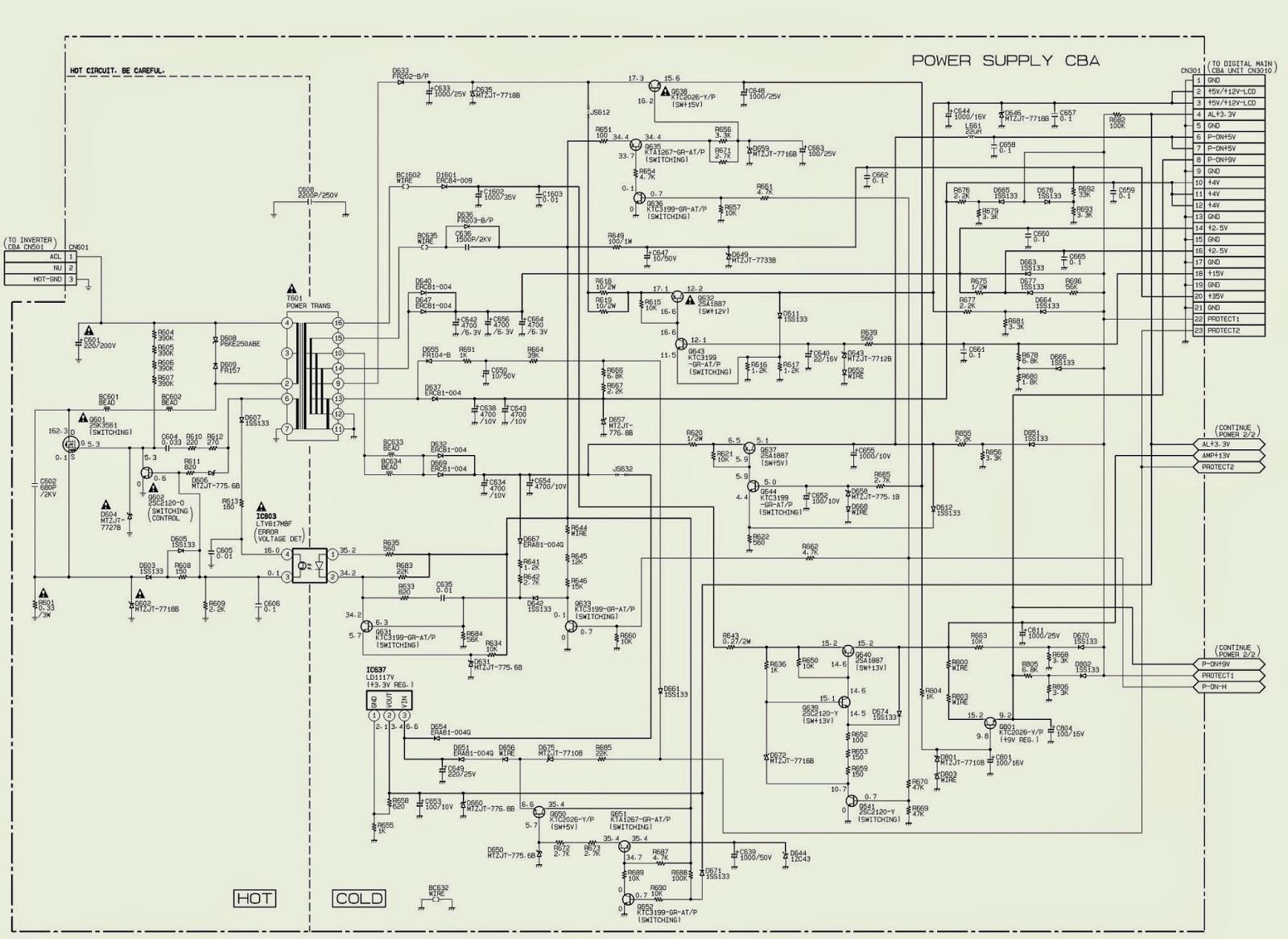 Eico 460 Oscilloscope service Manual