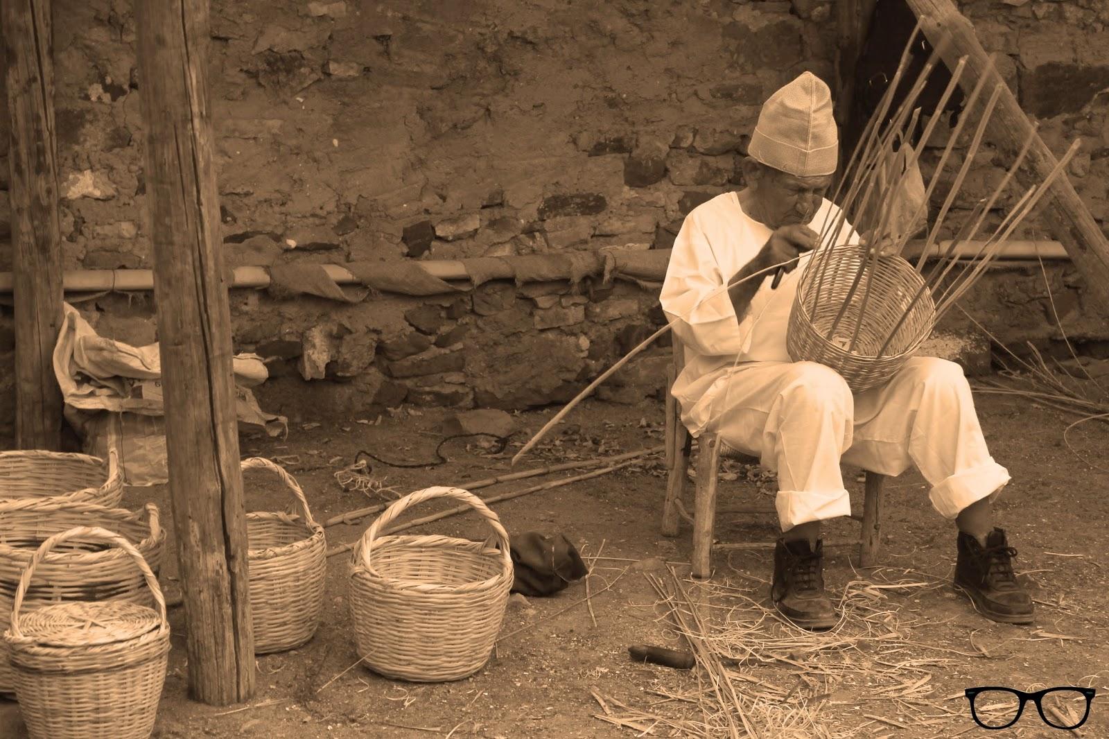 Talleres cestería
