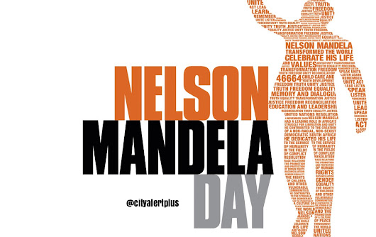 What is Mandela Day all about? #CAPnews