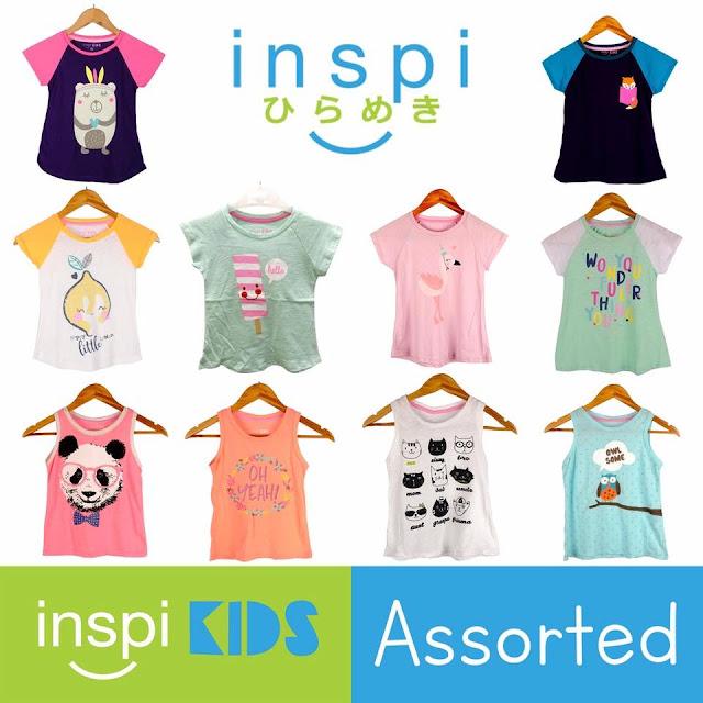 INSPI Kids Girls
