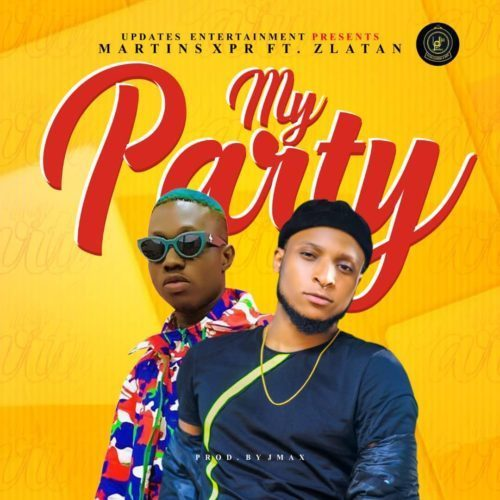 Music: MartinsXPR x Zlatan – My Party