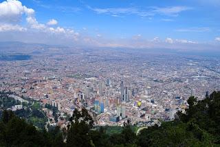 Poemas, Juan Carlos Parra, Canto a Bogotá,