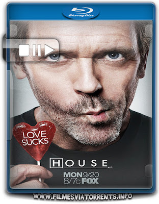 Dr. House 5ª Temporada Completa Torrent
