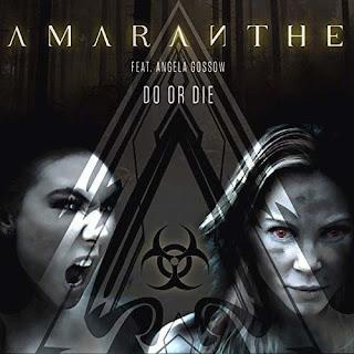 """Το single των Amaranthe """"Do Or Die"""""""
