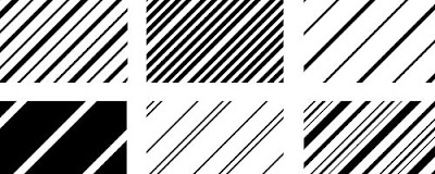 Diagonal Stripes Set - Patternhead