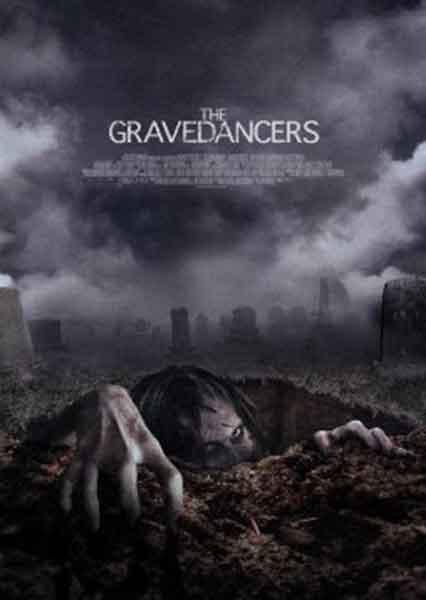 The Gravedancers, carátula DVD de este película dirigida por Mike Mendez