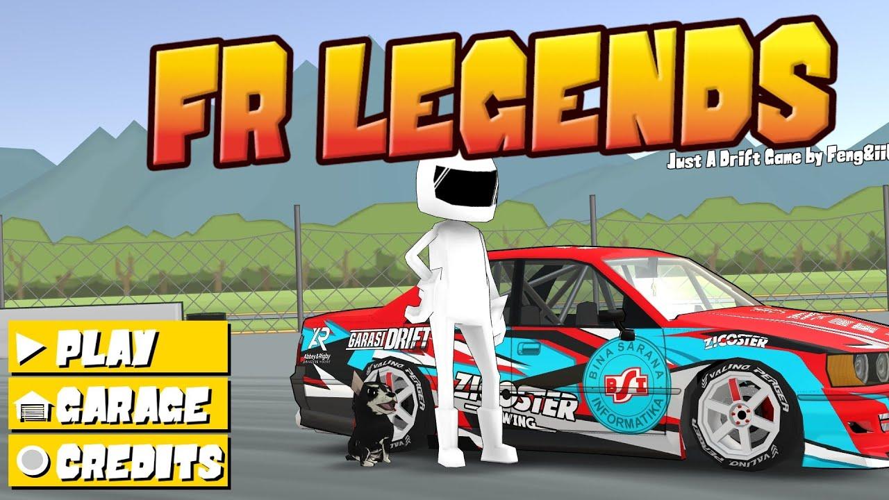 Download Game Mobil Balap Drift Fr Legends Mod Unlimited Money Teknologi Game