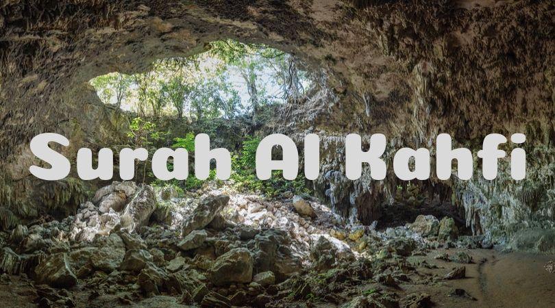 Surah Al Kahfi Juz 15