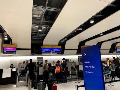 Cathay Pacific Flight Review: London to Manila via Hong Kong (77W and 773)