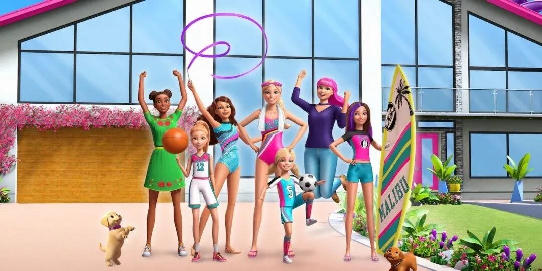 تقديم معلومات عن Barbie Dreamhouse Adventures