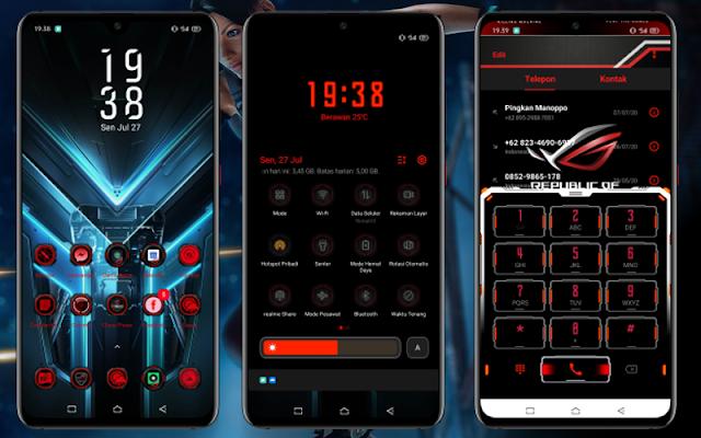 ROG Phone 3 Theme