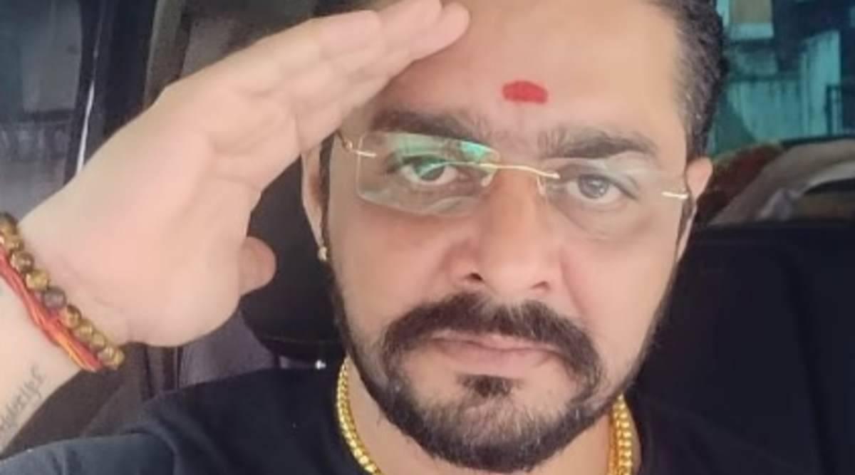 Hindustani Bhau Jai Hind Dosto