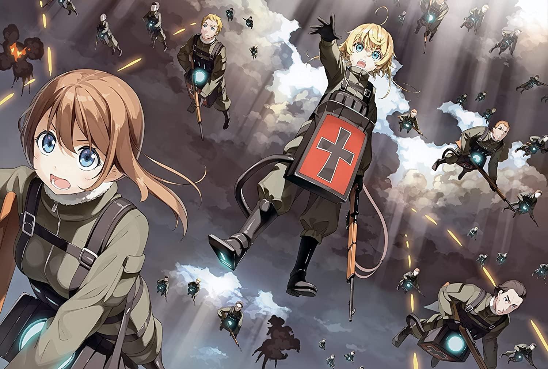 Panduan Urutan Menonton Anime Youjo Senki