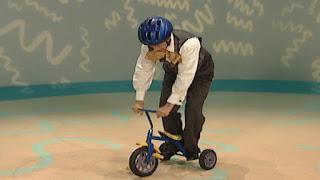 Elmo's World Bicycles