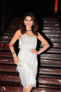 Bollywood Actress Model Urvashi Rautela Stills at Her 23rd Birthday Celebrations In Mumbai  0005.jpg