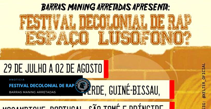 Espaço Lusófono: 5 dias de Festival Decolonial de Rap