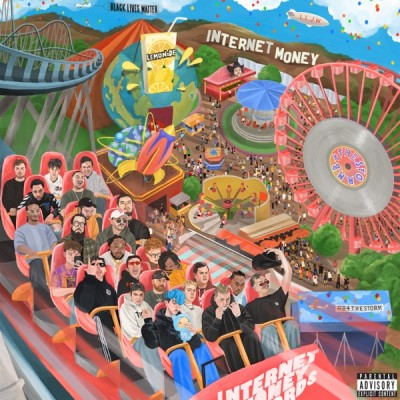 Internet Money - B4 The Storm (Complete Edition) (2020) - Album Download, Itunes Cover, Official Cover, Album CD Cover Art, Tracklist, 320KBPS, Zip album